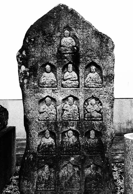上善寺の石仏-Ⅳ                    京都市・北区_d0149245_22283172.jpg