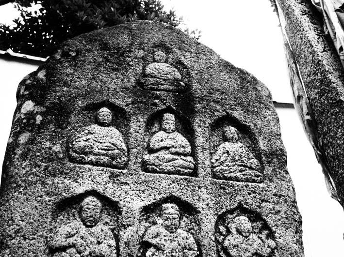 上善寺の石仏-Ⅳ                    京都市・北区_d0149245_22284198.jpg