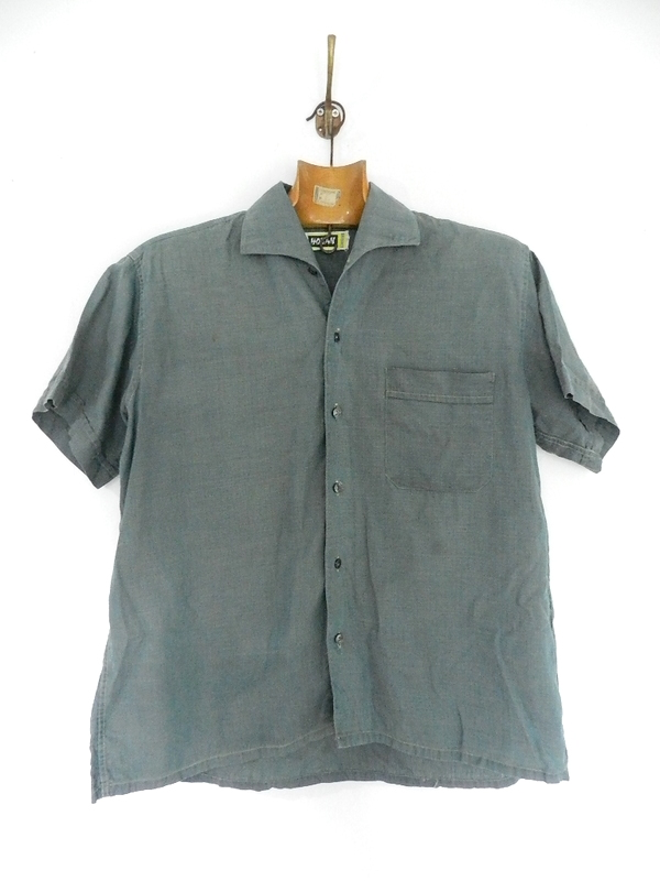 Italian and shark collar short sleeve shirts_f0226051_12194384.jpg