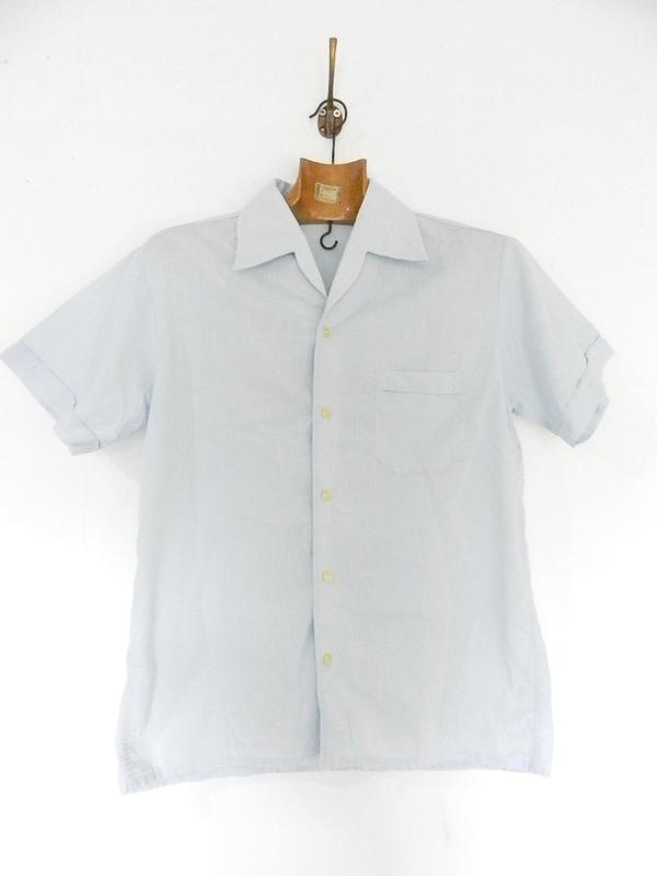 Italian and shark collar short sleeve shirts_f0226051_12204260.jpg