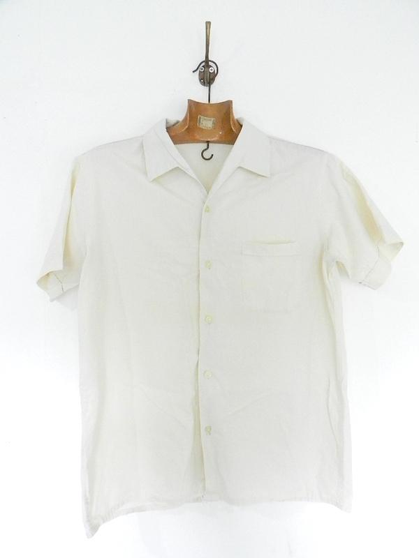 Italian and shark collar short sleeve shirts_f0226051_1221373.jpg