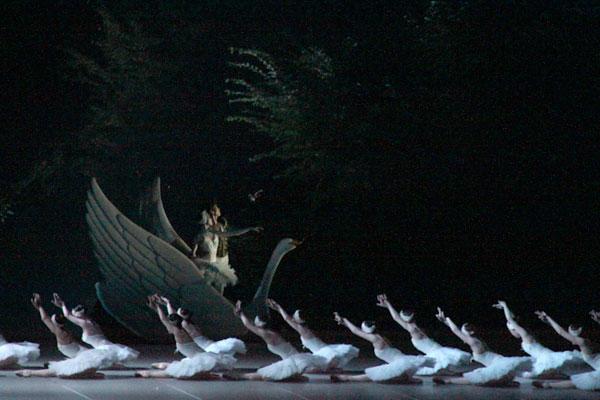 白鳥の湖 清里フィールドバレエ_e0176059_1571847.jpg