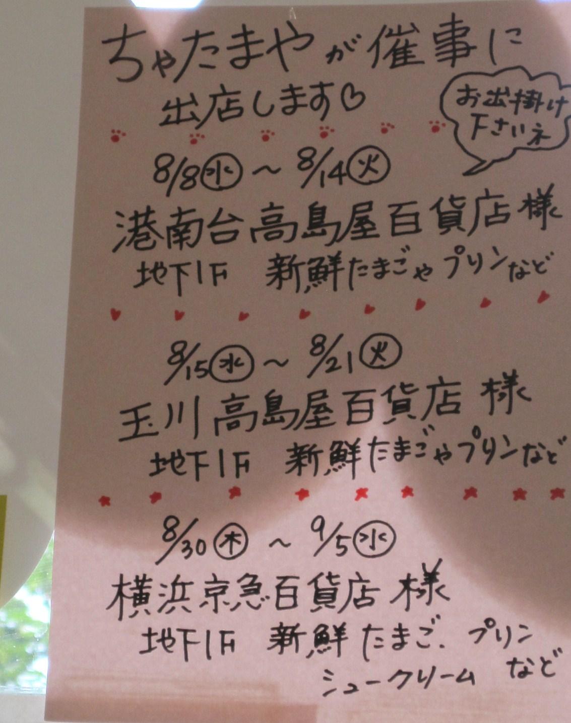 夏の軽井沢の花々/「ちゃたまや」のたまごジェラート_f0236260_0131331.jpg