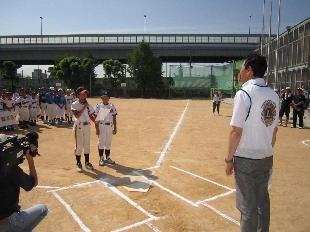 石巻 少年野球交流試合_f0205367_1604757.jpg