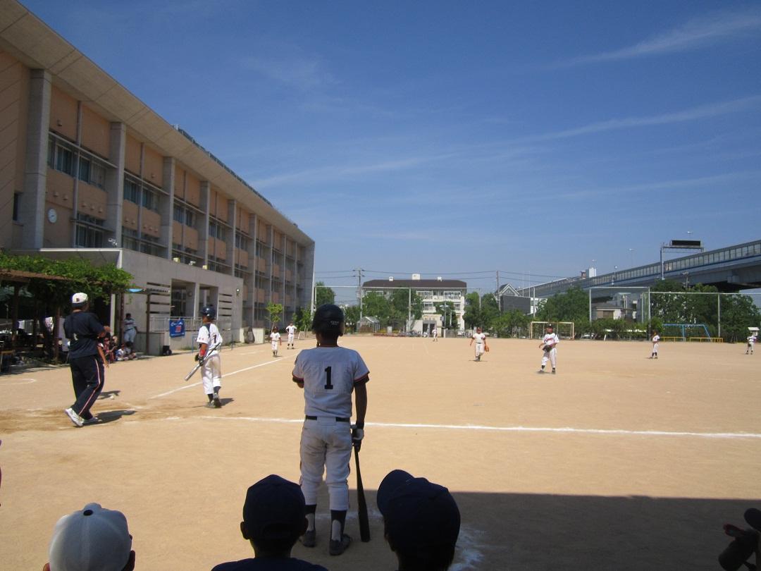 石巻 少年野球交流試合_f0205367_16182560.jpg