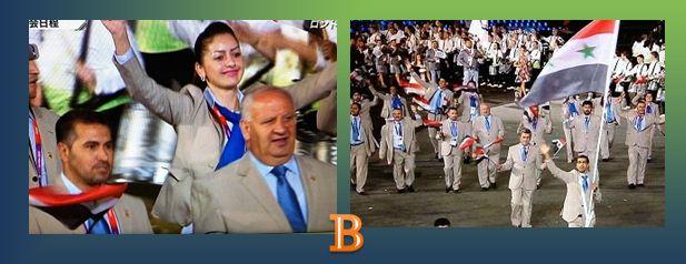 パレスチナ国旗を掲げて…ロンド...