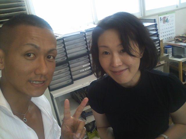 三井住友 江下さんご来店(^^)_b0127002_18154480.jpg