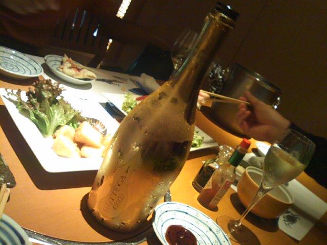 シャンパン(^^)_b0127002_21202882.jpg