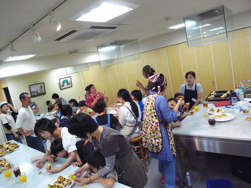 初めてのパン教室。_c0116714_1965745.jpg