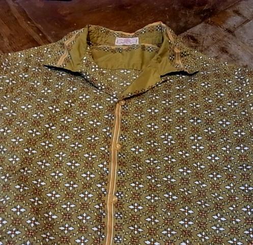 8/11(土)入荷!50'S ブレント オープンカラーシャツ ! _c0144020_1671223.jpg