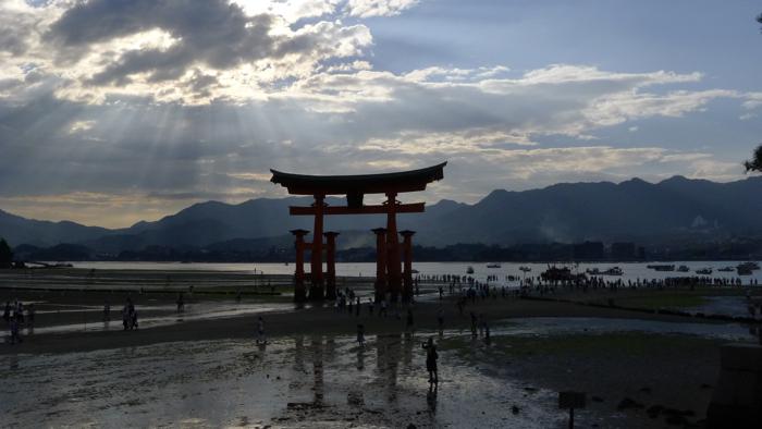 宮島 厳島神社 管弦祭_f0156448_22362693.jpg