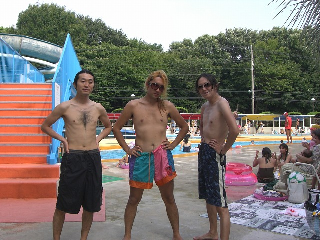 長髪三兄弟暴走ツーリング 2008 【雨天運転中止!?】_b0182655_1295666.jpg