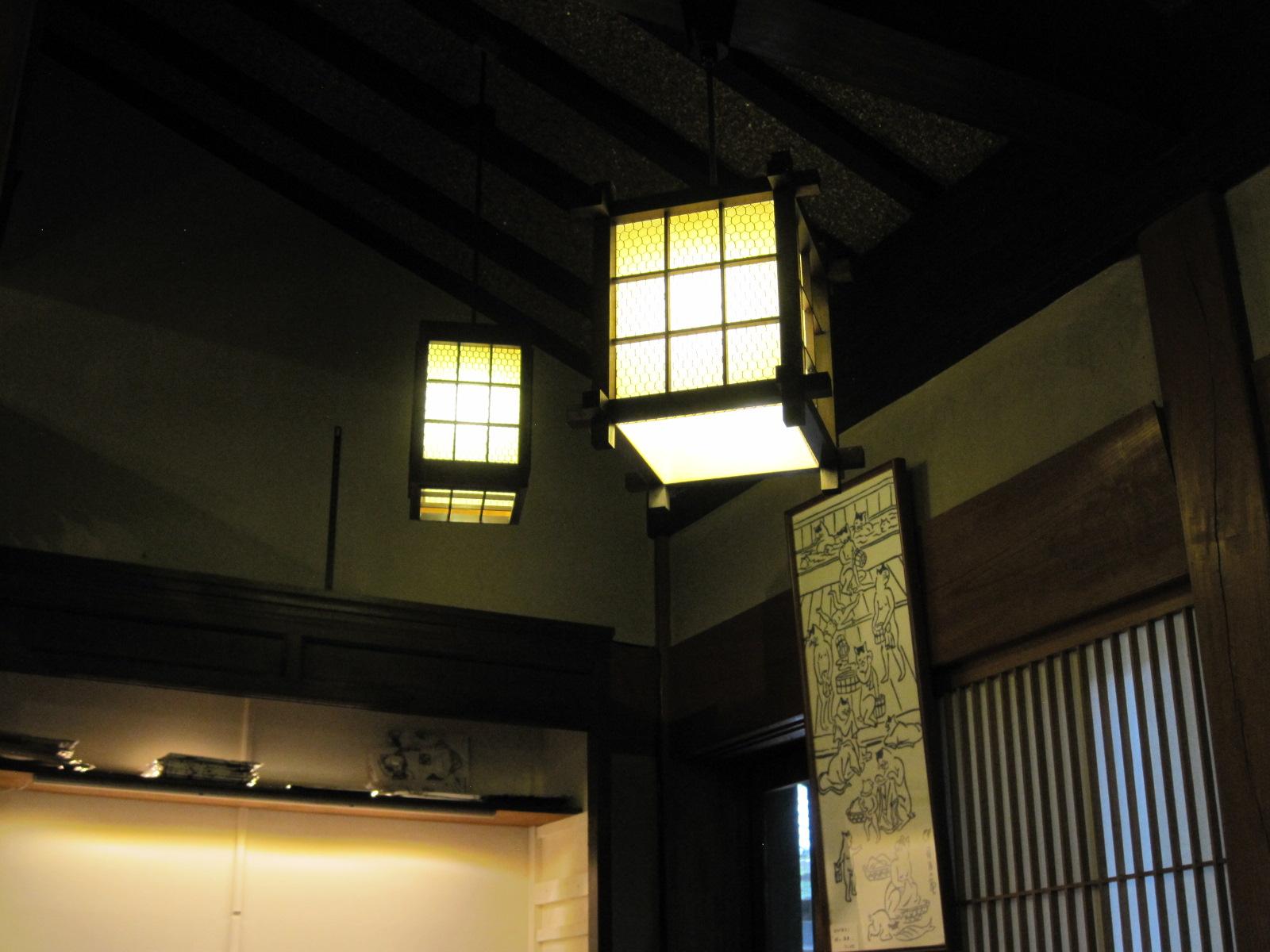 猫町珈琲店@追分・油や_f0236260_1183838.jpg