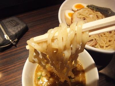 京鰹節つけ麺 愛宕@新橋のTSUKE ATAGO_d0044093_20511070.jpg