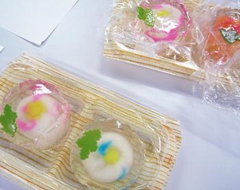 磯子区民講座の和菓子教室@磯子区役所_e0092594_051944.jpg