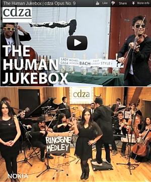 NYのクラシック音楽家グループcdzaによる街角人間ジューク・ボックス_b0007805_017812.jpg