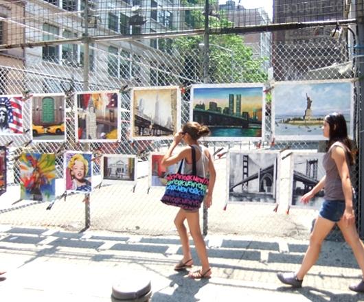 家族で楽しめる安全でアーティスティックなニューヨークのSOHO_b0007805_229474.jpg