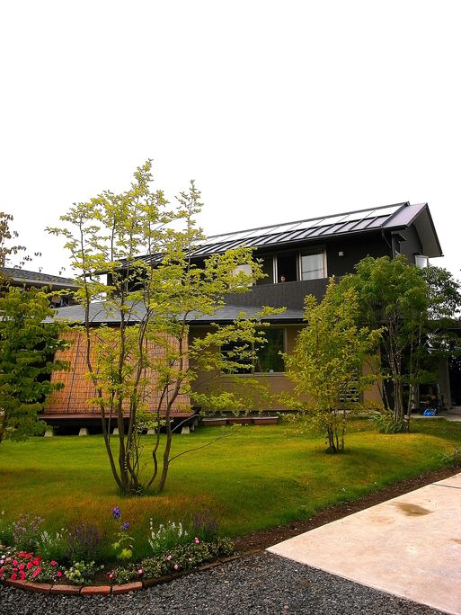 Hさんの家(2009) OM3年点検 2012/8/11_a0039934_17144593.jpg