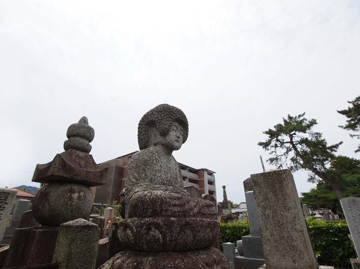 知恩寺の石仏-Ⅱ                   京都市・左京区_d0149245_2372195.jpg