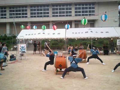 朝来盆踊り_e0231482_2324366.jpg