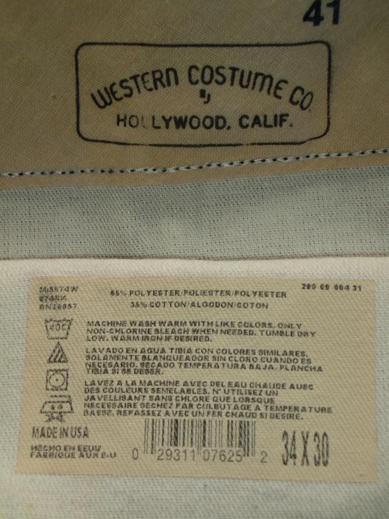 WESTERN COSTUME DICKIES SHORTS MADE IN U.S.A._c0187684_2222186.jpg