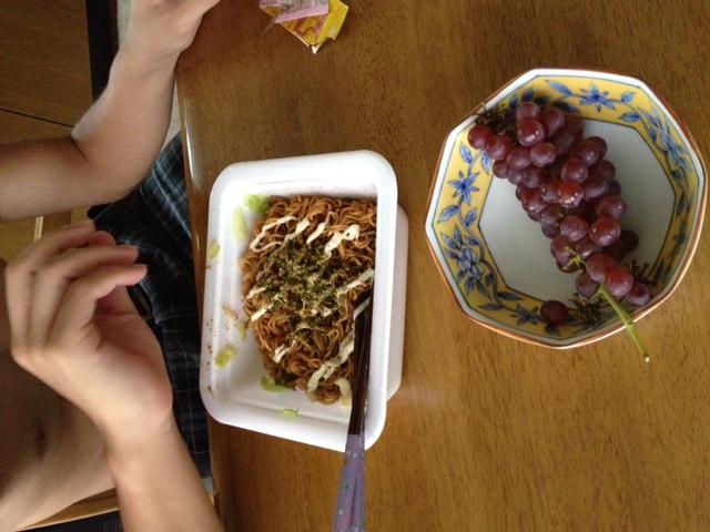 夏と言えば何を食べる?_f0118788_16253726.jpg