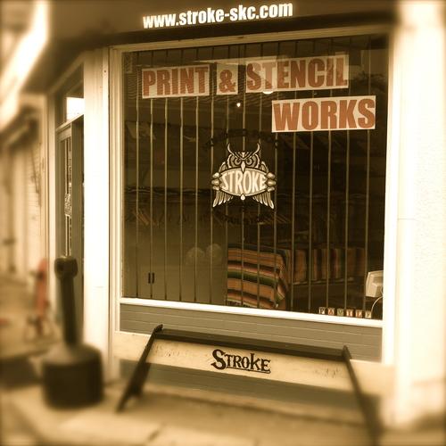 STROKE PRINT&STENCIL WORKS EXPERIENCE!!!!!_d0101000_136388.jpg