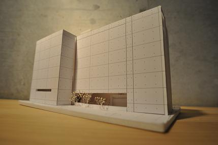 個展  「狭小住宅の可能性」 6/30日、7月1日の報告(3)_e0028417_2039031.jpg
