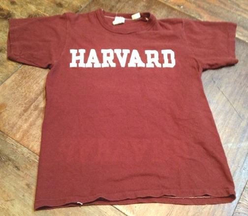 8/13(月)入荷!70'S ラッセル HAVARD大学 T-shirts! _c0144020_19561217.jpg