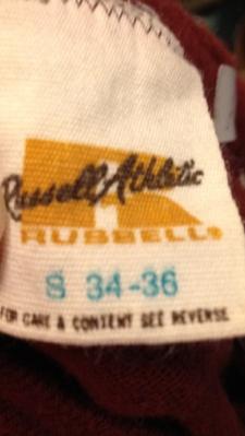 8/13(月)入荷!70'S ラッセル HAVARD大学 T-shirts! _c0144020_19561886.jpg