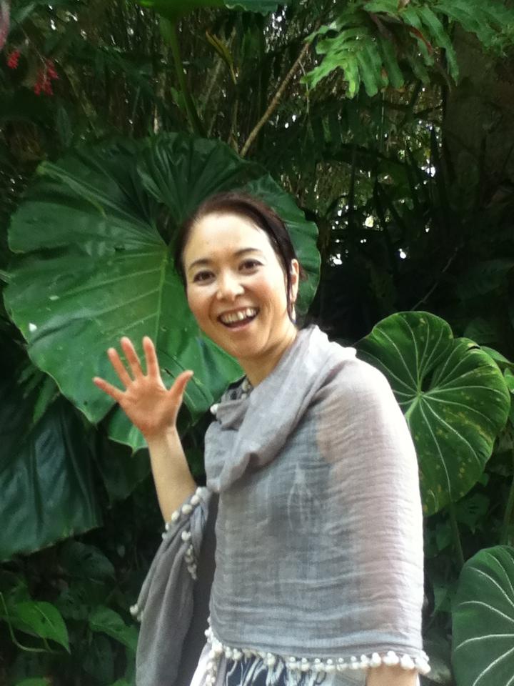 ハワイの旅こぼれ話し<カウアイ島のヒンズー寺院>_f0095325_1218471.jpg