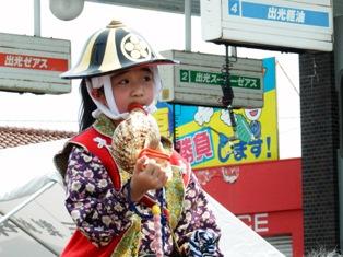 「福島 相馬野馬追い 報告」             残暑お見舞い申し上げます_e0088256_23414883.jpg