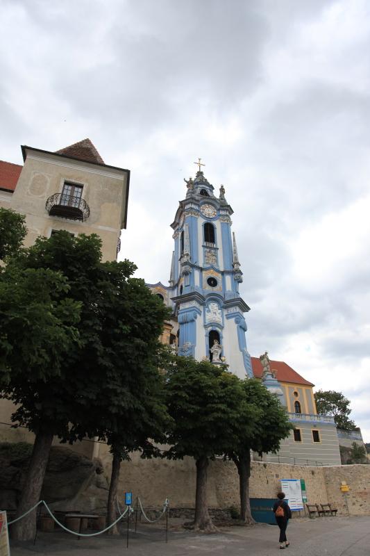 中世の町並みデュルンシュタイン_c0187779_336443.jpg