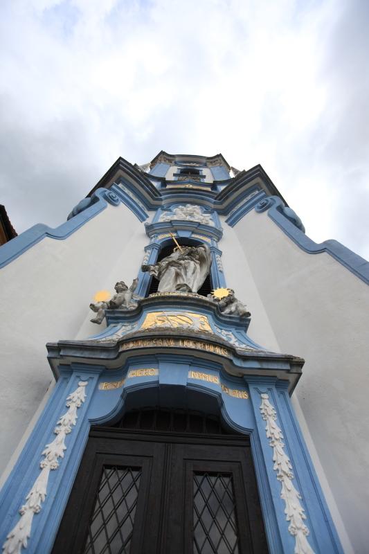 中世の町並みデュルンシュタイン_c0187779_817811.jpg