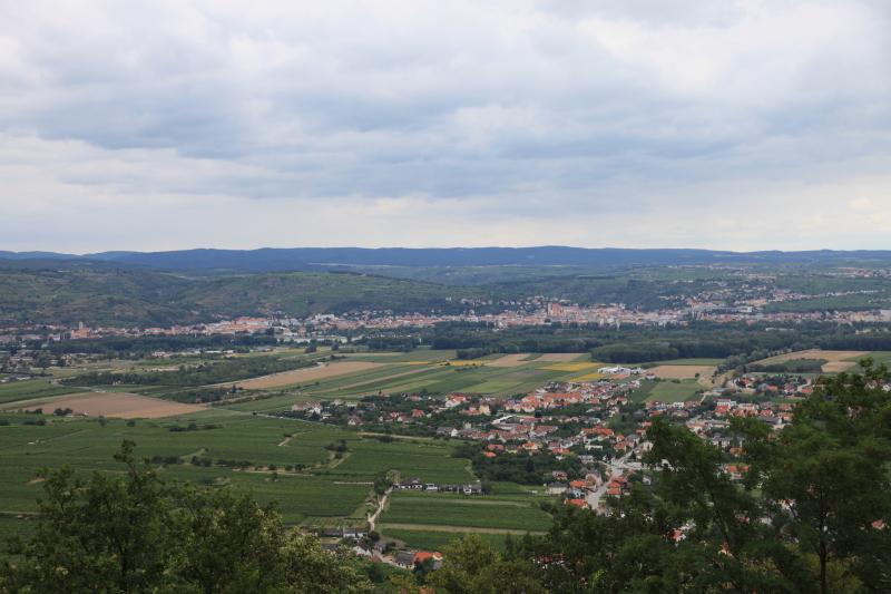 中世の町並みデュルンシュタイン_c0187779_8185242.jpg