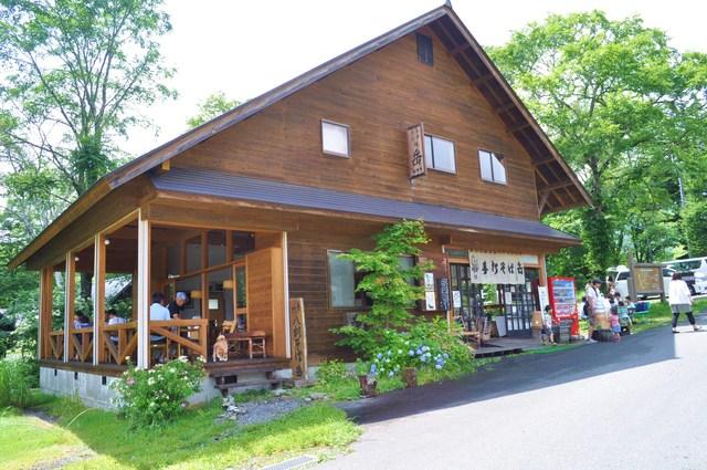 戸隠キャンプ2012  初日_a0126590_8521447.jpg