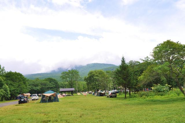 戸隠キャンプ2012  初日_a0126590_8563456.jpg