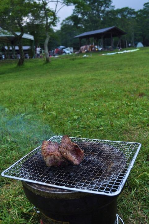 戸隠キャンプ2012  初日_a0126590_9263847.jpg
