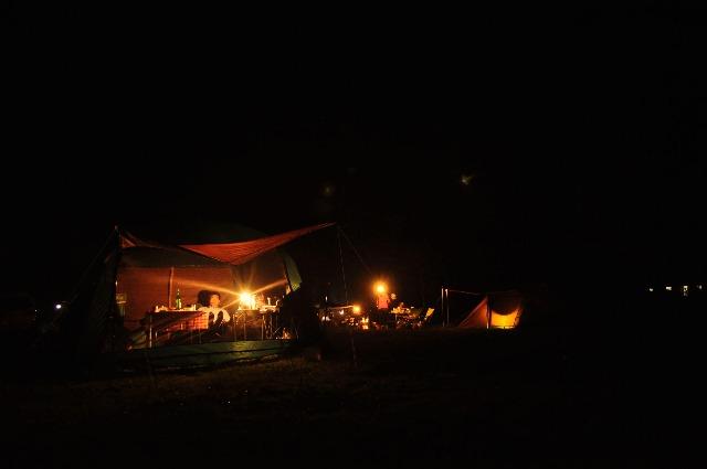 戸隠キャンプ2012  初日_a0126590_9393591.jpg