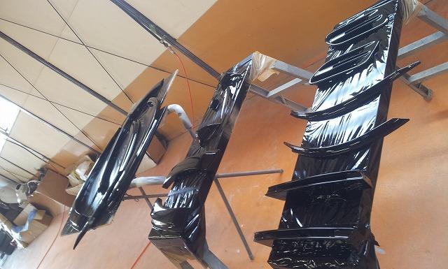 ランクル200 後期 ZX デモカー製作エアロ マフラー ブランニュー_b0127002_0194771.jpg