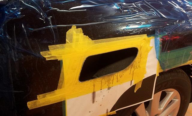 ランクル200 後期 ZX デモカー製作エアロ マフラー ブランニュー_b0127002_065847.jpg