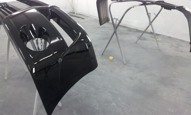 ランクル200 後期 ZX デモカー製作エアロ マフラー ブランニュー_b0127002_082814.jpg