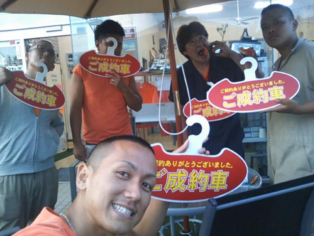 ランクル TOMMY札幌店☆8月12日!!_b0127002_4313667.jpg
