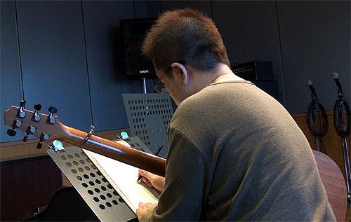 南澤大介先生の「ソロ・ギター・レッスン」 千葉2の2_c0137404_134370.jpg