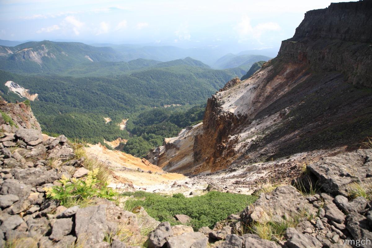 八ヶ岳ピークハント(3)_f0157812_12352935.jpg