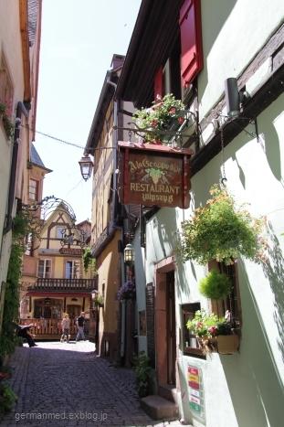 「ワイン街道の真珠」、Riquewihr_d0144726_519150.jpg