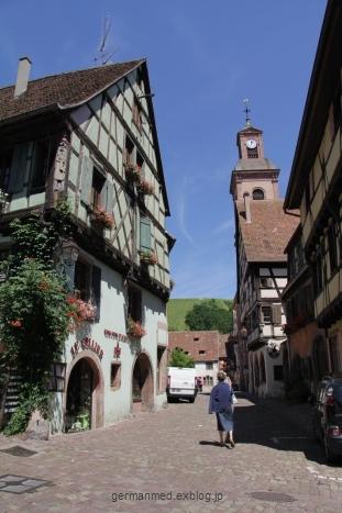 「ワイン街道の真珠」、Riquewihr_d0144726_5202062.jpg