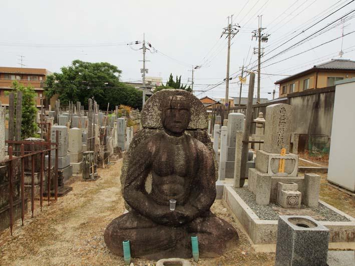 知恩寺の石仏-Ⅳ                   京都市・左京区_d0149245_160572.jpg