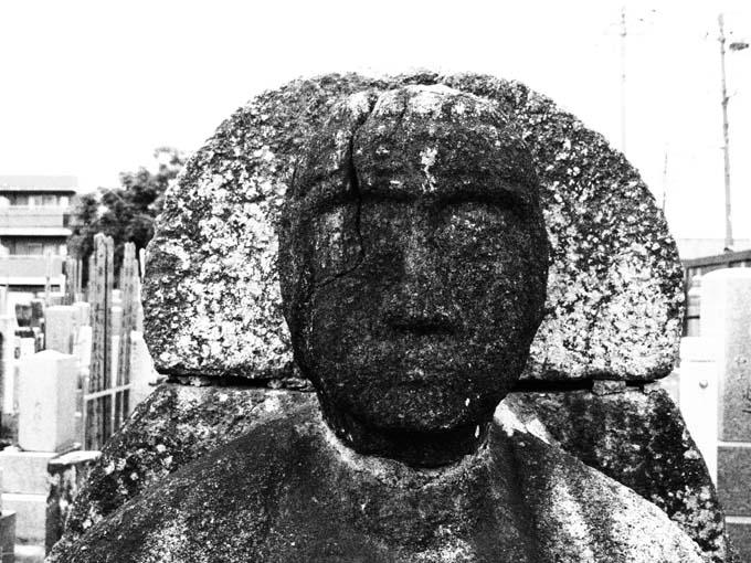 知恩寺の石仏-Ⅳ                   京都市・左京区_d0149245_1613922.jpg