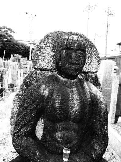 知恩寺の石仏-Ⅳ                   京都市・左京区_d0149245_1615264.jpg